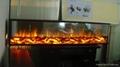 案例-乡村俱乐部电子壁炉