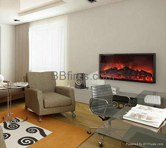 New Stock TH Wall mounted Fireplace Series 3