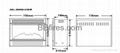 鹰君中心案例经济U 系列电壁炉(现货) 11