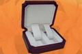 Gift box  jewelry box with glue