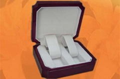 Gift box  jewelry box with glue