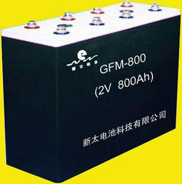 阀控式密封铅酸蓄电池 5