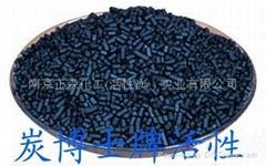 正森牌ZS-09型高氧化性能觸媒載鈷活性炭