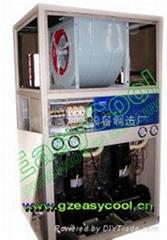 柜式空调机