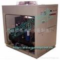 低溫風冷工業冷水機組