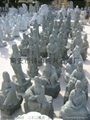 Temple saint Guanyin Guanyin statue 33