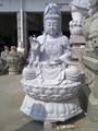 Lotus Goddess of Mercy Guanyin Buddha