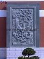 石材景观浮雕文化壁 3