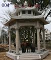 Antique Decorative granite sculpture