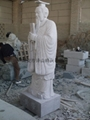 Granite carving stone figures like body