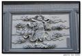 Bluestone stone relief carving handicraft decoration