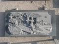 青石石雕寺廟浮雕壁畫 2