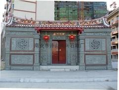 石雕寺庙宗祠古建浮雕
