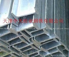 熱鍍鋅工字鋼