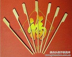 广西竹签铁炮串生产批发