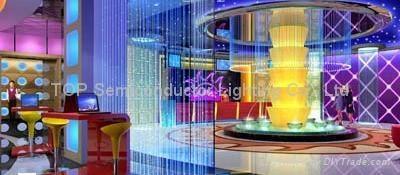LED Strip Light in KTV