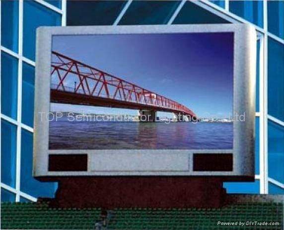 Indoor Full Color LED Display (P10 1G1R1B) 1