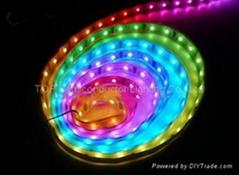 5050貼片防水幻彩燈條