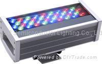 大功率LED全彩洗牆燈36W  1