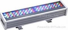 大功率LED全彩洗牆燈72W