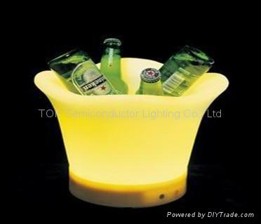 LED Ice Bucket with Remote Controller 1
