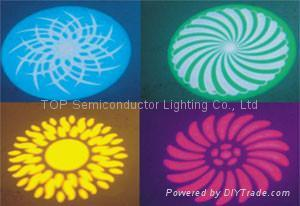 LED 搖頭燈1顆 27W 2