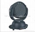 LED Moving Head Light 120LEDs RGBW 1W or