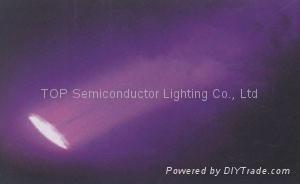 LED 摇头灯120颗 RGBW 1W 或3W 3