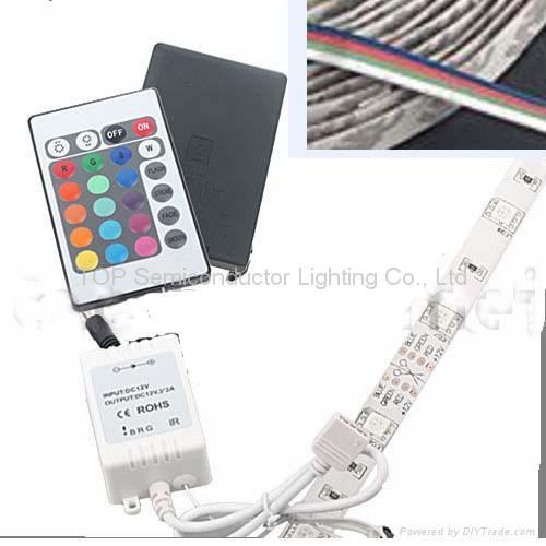 5050貼片RGB 防水 3