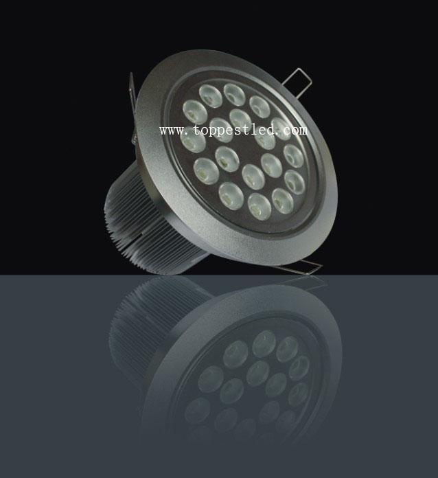 18*1W LED 天花灯 1