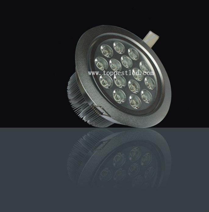 15*1W LED 天花灯 1