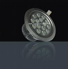 15*1W LED 天花燈