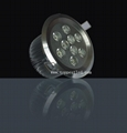 9*1W LED Ceiling Light