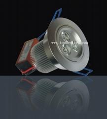 3*3W LED 天花燈