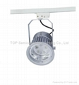 5*1WLED high power track light