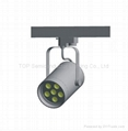 6*1WLED high power track light
