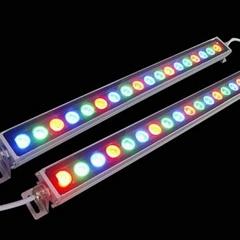 ultra thin RGB linear LED Wallwasher Light(18*1W)