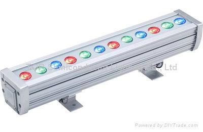 大功率LED条形全彩洗墙灯54W  1