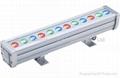 大功率LED条形全彩洗墙灯54