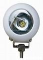 "3.6"" 15W CREE LED 工作燈工程射燈日行燈沙灘燈越野燈 1"