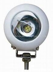 "3.6"" 15W CREE LED 工作燈工程射燈日行燈沙灘燈越野燈"