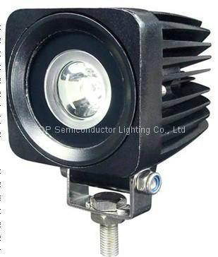 "2.5"" 10W CREE LED工作燈射燈汽車燈駕駛燈麾托車燈 1"