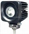 "2.5"" 10W CREE LED work spot car driving"