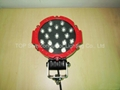 """6.3"""" 51W LED working driving fog lamps"""