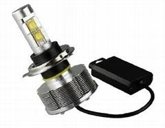 LED H4 汽車大燈