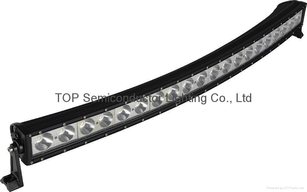 200W 单排CREE LED弯灯 1