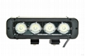 40W Single Row CREE 10W each LED Light