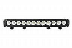 120W 单排CREE单颗10W LED长条灯