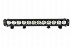 120W Single Row CREE 10W each LED Light Bar