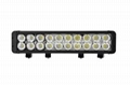 200W Double Row CREE 10W each LED Light